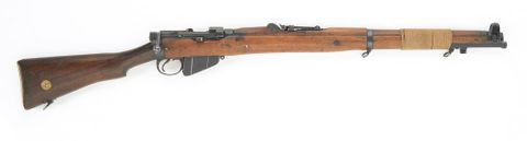 Rifle, short, magazine, Lee-Enfield (SMLE), Mark 1