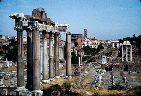 Italy: Roman Forum