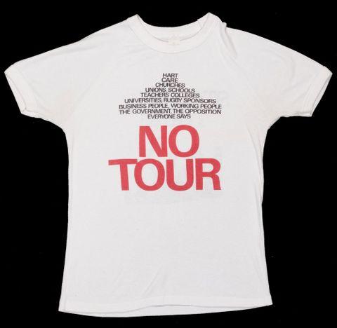 T-shirt, 'No Tour'