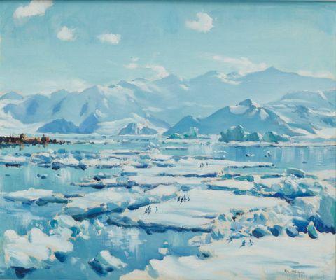 Hallet Bay, Antarctica
