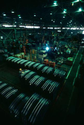 Japan series: robot machines, Kawasaki